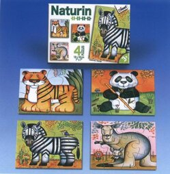 Puzzle – NATURIN 1 ZOO